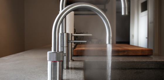 Boiling Water and Filter Taps